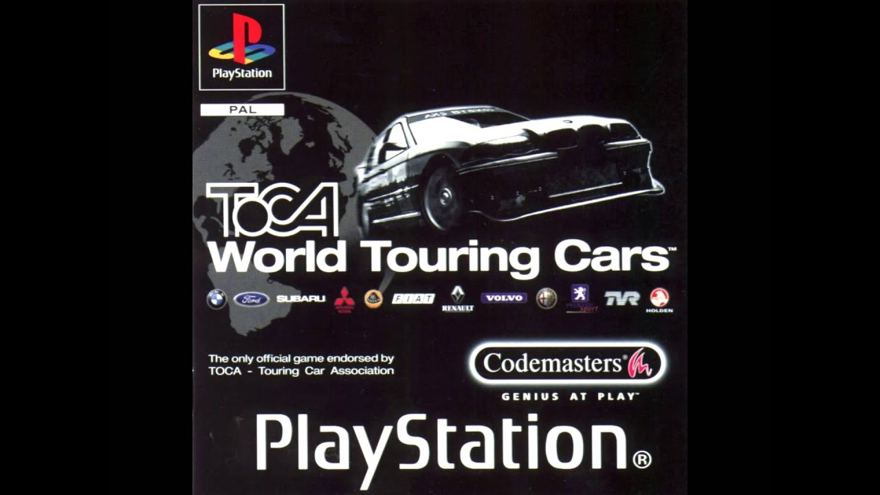 Toca World Touring Cars Full Soundtrack