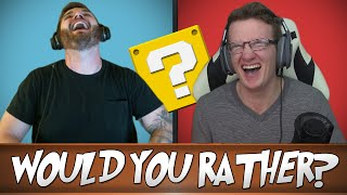 MOANING IN PUBLIC! - Would You Rather