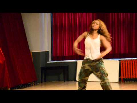Tashi dances to Headlines  Drake