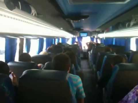 Manuel Santillán El León - En un Bus (Santiago del Estero - Argentina)