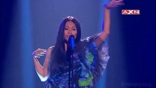 Anggun - Snow On The Sahara (Live 2015 @ Asia's Got Talent)