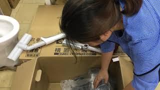 Máy hút bụi cầm tay Toshiba VC-NXS1 - Hàng Nhật 123