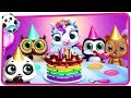 Fun Pony Pet Care Kids Games - My Baby Unicorn - Dress Up Game for Kids & Children