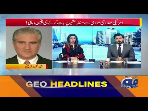 Geo Headlines 10 AM | 25th February 2020