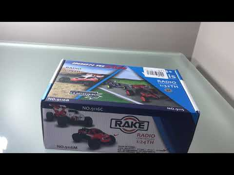 $10 Micro RC truck from MicroCenter