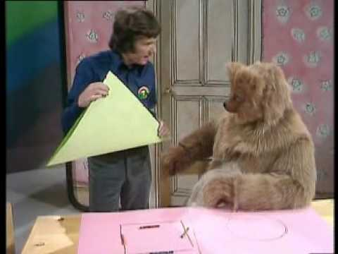 Rainbow 1972 - The Original Bungle - RIP David Cook, The Original Presenter