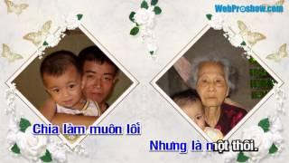 Karaoke Lk chúng mình ba đứa - Trường Vũ ft Mạnh Quỳnh & Mạnh Đình