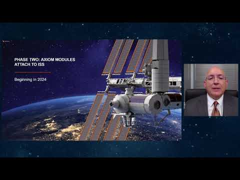 Ramon SpaceTech 2021  Private Spaceflight   New Opportunities
