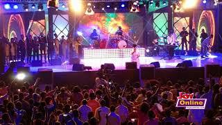 Celestine Donkor's performance at 2017 Adom Praiz
