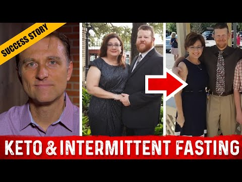 Lost 80 Pounds on Keto & Intermittent Fasting: Dr. Berg Skype