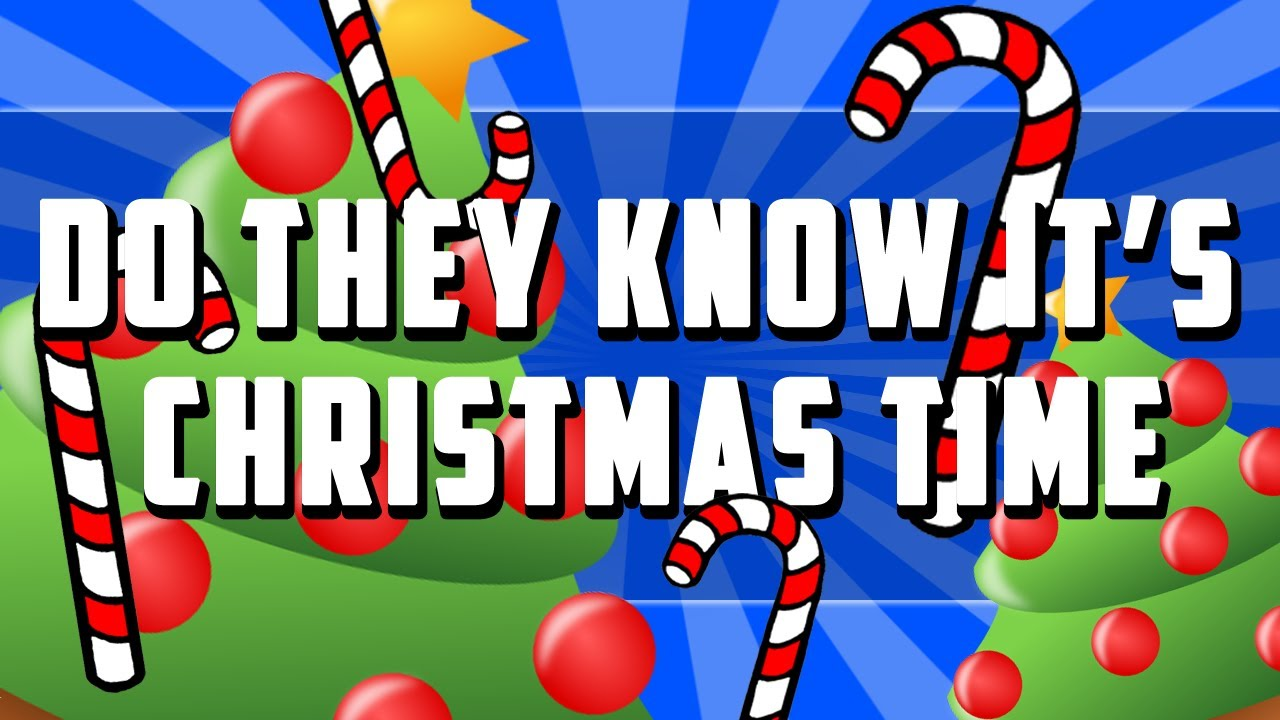 Do They Know Its Christmas Time.I Said The Spy Do They Know It S Christmas Time Pop Punk Xmas Song Cover