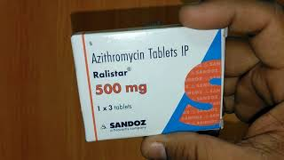 Ralistar Tablets review in Hindi Most Affordable Respiratory tract infection Treatment