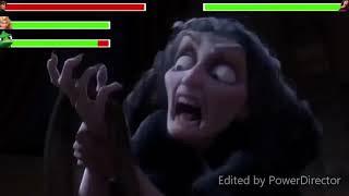 Disney Death Scenes Compilation with healthbars