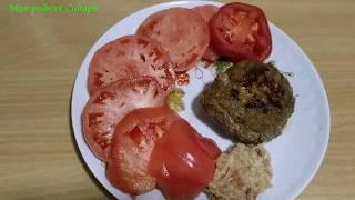 Котлеты из гусиного мяса не разваливаются. Как я делаю фарш из мяса для котлет?