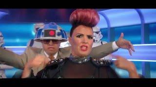 Eva Simons zingt haar nieuwe hit  - DE TV KANTINE