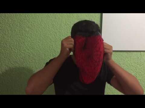 Como ponerse una máscara, pudo haber ido a la cárcel por eso!!! 😱