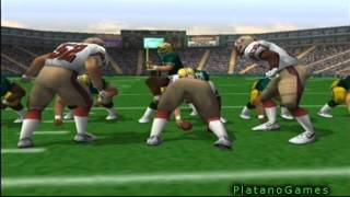 NFL Quarterback Club 2001 - Intro - Dreamcast - HD