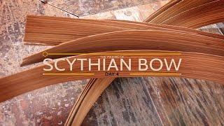 Scythian Bow Making (ทำธนูซิเวี่ยน) Day 4