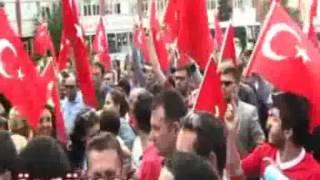 ÜLKÜCÜLERDEN AK PARTİLİ UMUT ESKİOĞLUNA ÇOK SERT TEPKİ !!!