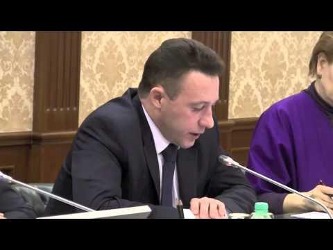 Игорь Холманских полномочный представитель президента РФ в УрФО