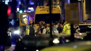 Van attack in London: One dead, at least ten wounded thumbnail