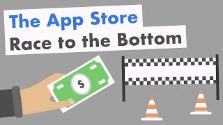 The App Store Race to the Bottom