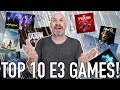 Our Picks For The Top 10 Games From E3 2018