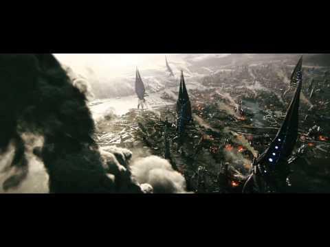 Trailer Cinematico Mass Effect 3 - Nuestra Batalla Nuestro Planeta