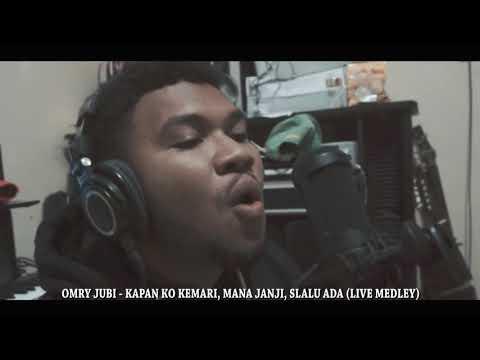 KAPAN KO KEMARI - OMRY J. U. B. I (Live Acoustic Medley)