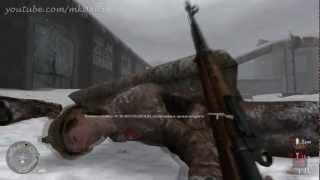 Call of Duty 2 HD Прохождение. Часть 4. Вокзал № 11.(Прохождение классической легендарной игры Call of Duty 2 от Влада владельца канала mk0805=) Режим сложности: Опытн..., 2012-03-01T03:18:19.000Z)