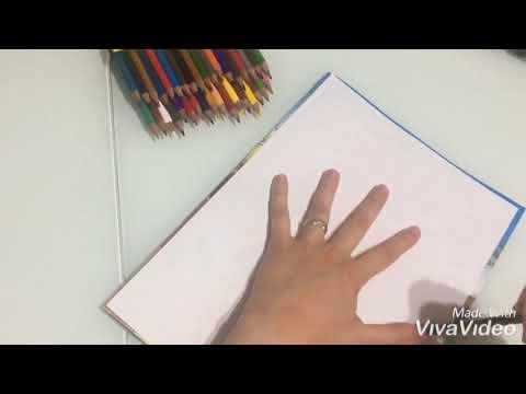 Okul Oncesi Uc Boyutlu El Boyama Youtube