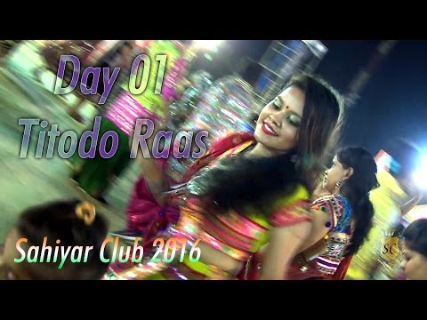 Titodo 2016 | Rahul Mehta @ Sahiyar Club Rasotsav 2016
