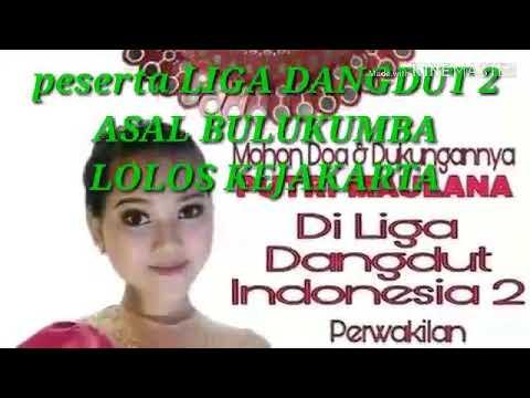 Puput Putri Maulana Duta Lida  Puput Putri Maulana Duta Lida 2 Wakil Sulsel