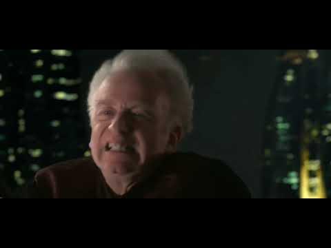 Star Wars Revenge Of The Sith Mace Windu Vs Palpatine Edit Youtube