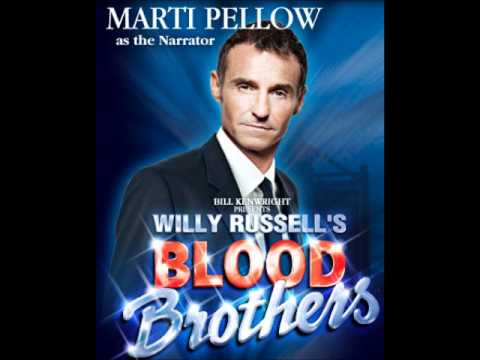 Marti Pellow - Blood Brothers - Take A Letter Miss Jones