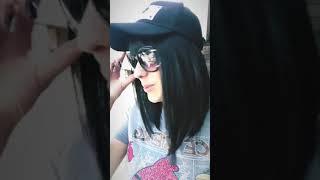 Наташа говорит одень кепку правильно 😊 а мне так нравится. Чегдомын