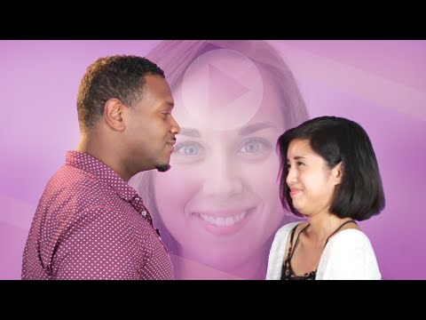 Dating experiment eye contact