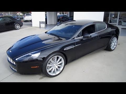 2011 Aston Martin Rapide Start Up, Exhaust, and In Depth Tour