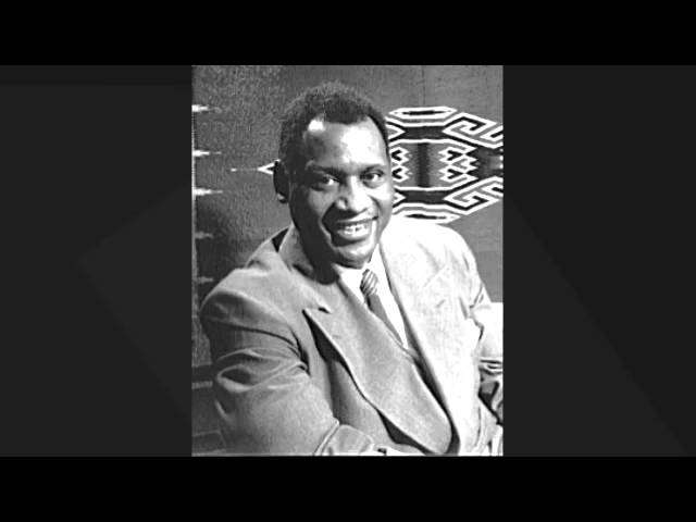 Paul Robeson (House Un-American Activities Committee) Hearing | 12 June 1956 | Re-enacted by James Earl Jones