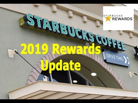 Starbucks Rewards Changes (April 2019) What You Need To Know!