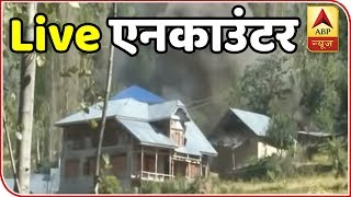 Watch How Indian Army Destroys Terrorists' Hideout | ABP News
