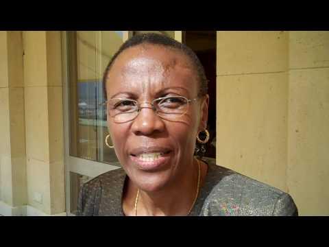 SchoolFeeding: Dr. 'Mamphono Khaketla in Lesotho