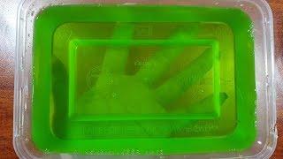 Thử Làm Slime Với Muối Không Borax Và Baking Soda
