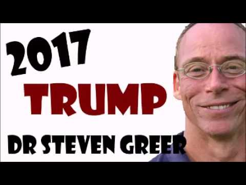TRUMP UFO & Aliens Disclosure   Dr Steven Greer 2017
