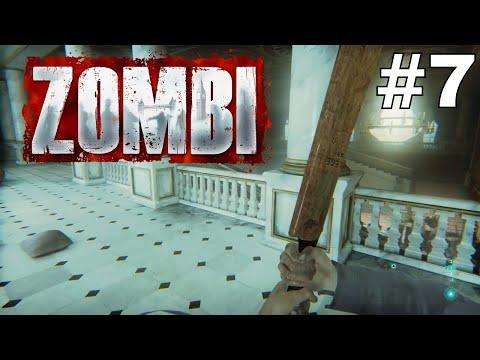 ZOMBI [Part #7] - BUCKINGHAM PALACE IS A MAZE!