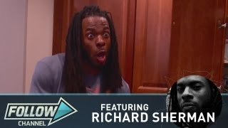 Master Chef Richard Sherman Talks New NFL Rules