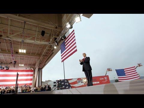 Mark Simone - Watch President Trump Explain the Whole Point Of His Presidency