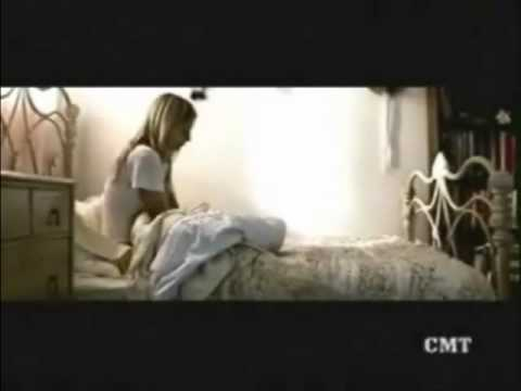 Because Of You music video- Kelly Clarkson