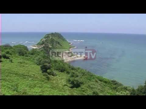 Report TV - Kepi i Rodonit, degradon Kalaja e Skënderbeut, vidhen sklupturat
