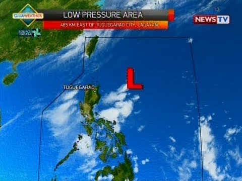BT: Weather update as of 12:01 p.m. (June 21, 2018)